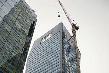 Votre projet géotechnique : Autres BÂTIMENTS Immeuble de grande hauteur, plateforme logistique