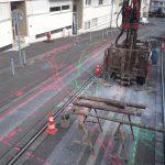 Hydrogeotechnique Etude de sol tramcites Caen