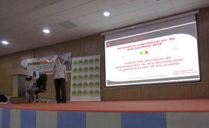 Hydrogeotechnique au Symposium de Diamniadio